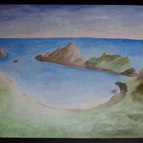 Kilda en aquarelles