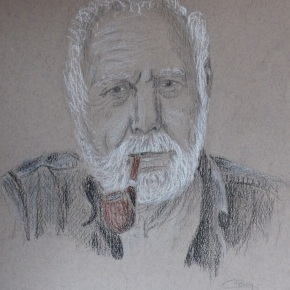 Le portrait deMcGregor