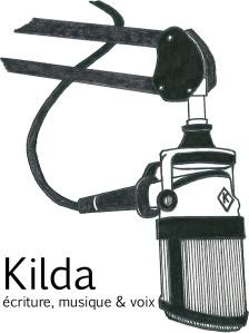 Projet Kilda - écriture, musique, voix, logo réalisé par Clément Bollenot, avril 2015.