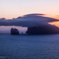 3- Boreray and the Stacs from Hirta, St Kilda, Scotland, photo by Callanish Digital Designs