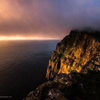 4- St Kilda cliffs, photo by Callanish Digital Designs
