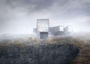 Les premières images du projet du St Kilda Center