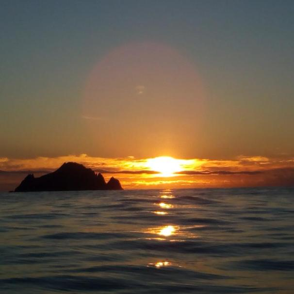 St Kilda sunset again ©Go to St Kilda