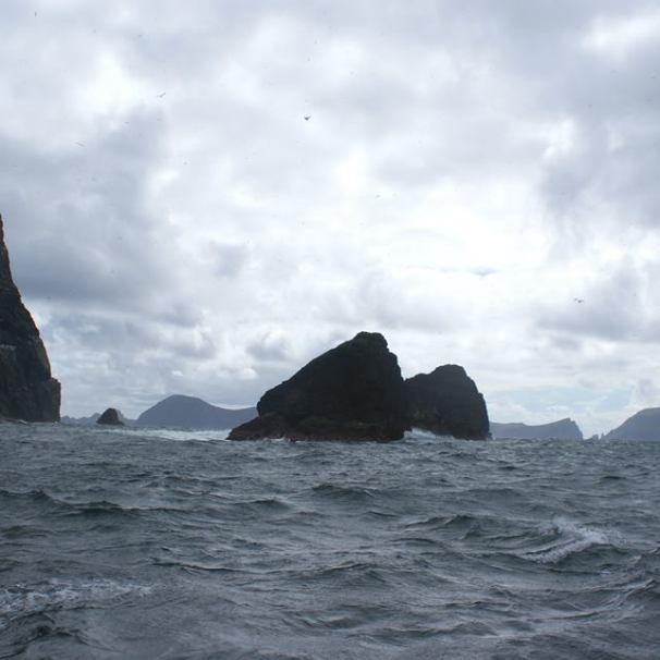 St Kilda seascape ©Marjorie Wilson