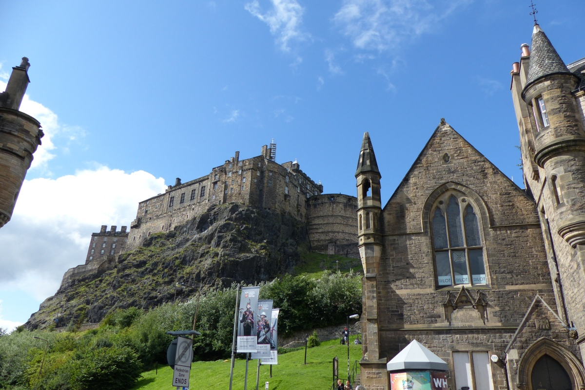 Road trip en Écosse #2 : Edinburgh Old Town