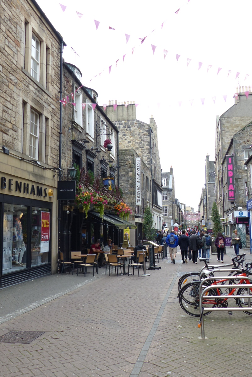 Road trip en Écosse #3 : Edinburgh New Town