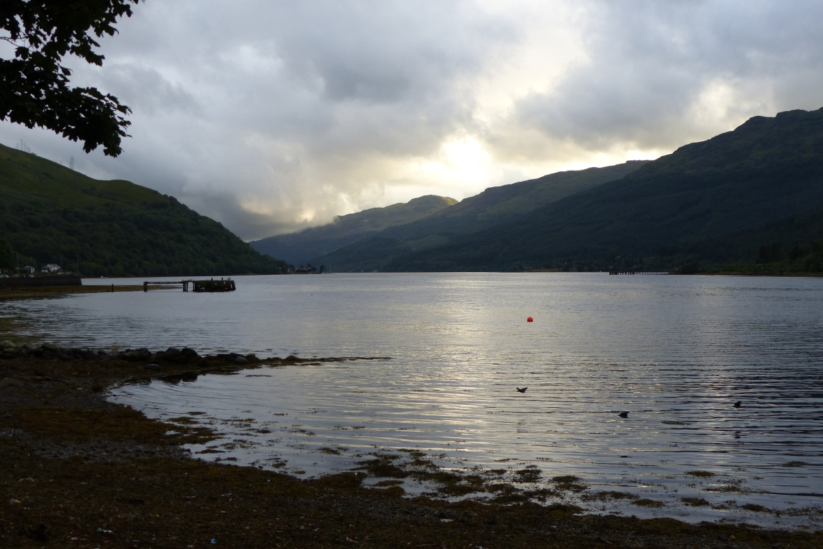 Road trip en Écosse #4 : From Edinburgh to Arrochar & Tarbet