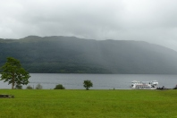 Cruise Loch Lomond ©Camille Peney