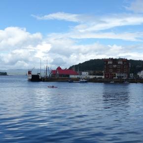 Road trip en Écosse #6 : sur le portd'Oban