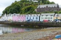 Les couleurs de Portree, capitale de l'île ©Camille Peney