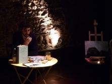 Clément Bollenot et Kilda au Carré 30 ©Christelle Chapel Prudhomme