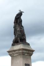 La statue de Flora MacDonald ©Camille Peney