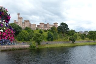 Inverness Castle ©Camille Peney