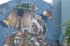 Cueillette des champignons en ville ©Camille Peney