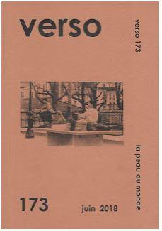 Un hommage à Rimbaud publié dansVerso