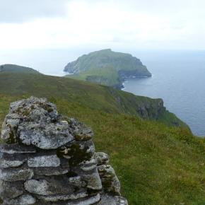 Des photos inédites du voyage à St Kilda!