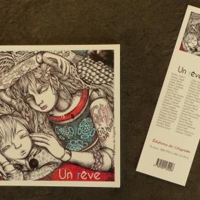 Un rêve, une anthologie poétique aux éditions de l'Aigrette
