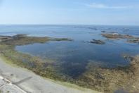 La chaussée de Sein à marée basse ©Camille Peney
