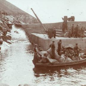 90th anniversary of the evacuation of St Kilda