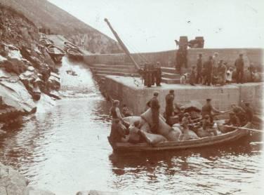 St Kilda evacuation